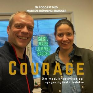 podcasten courage