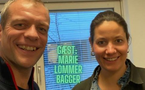 courage marie lommer bagger